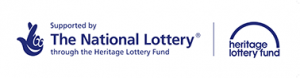 Heritage Lottery Fund supported by logo