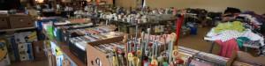 Jumble sale at John Goober Centre