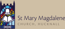 St Mary Magdalene linear logo
