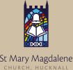 St Mary Magdalene stacked logo