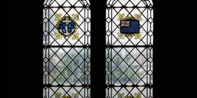 Alexander Gascoigne post WW1 Lady Chapel Boys Brigade memorial window.