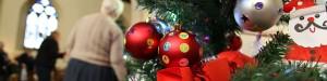 St Mary Magdalene Church Christmas Tree Festival