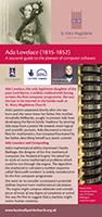 Ada Lovelace leaflet