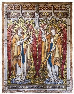 North aisle Opus Sectile 3