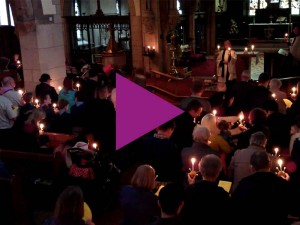 Christingle time lapse from 2014