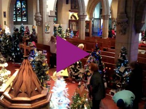 Christmas Tree Festival time lapse from 2014