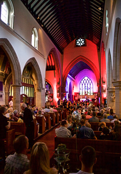 Torkard Ensemble concert at St Mary Magdalene church