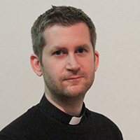 Revd James Pacey, Assistant Curate - Hucknall Team Ministry