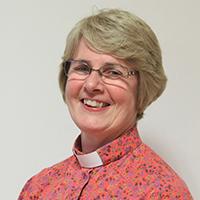 Revd Canon Kathryn Herrod, Team Rector of Hucknall, Diocesan Dean of Women's Ministry