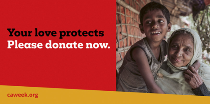 Christian Aid image link to donation website