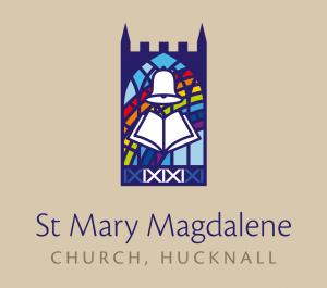 St Mary Magdalene Church, Hucknall, logo