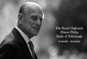 His Royal Highness Prince Philip Duke of Edinburgh
